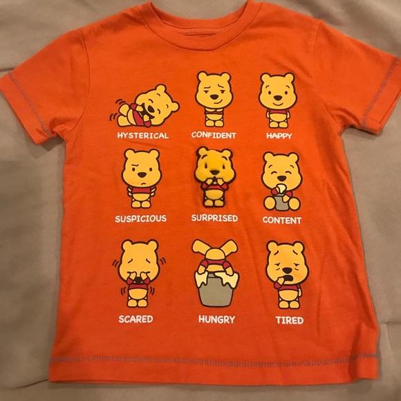 2ddd7ff5 Disney's Winnie the Pooh T-shirt. M_5b6d17e99e6b5b3edcb34c9e